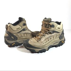 Merrell Pulse II Womens 7.5 Waterproof Hiking Boot